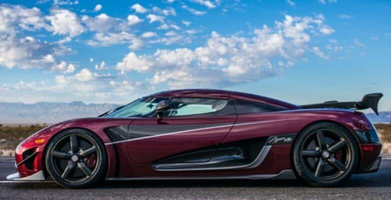 Новый суперкар Koenigsegg может дебютировать на автосалоне в Женеве, ограниченный 125 единицами