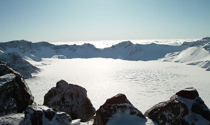 Гора Чанбай и Небесное Озеро, провинция Цзилинь