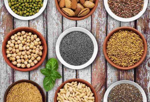 Употреблении продуктов с высоким содержанием лизина