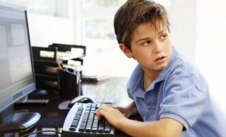 Ребенок и компьютер